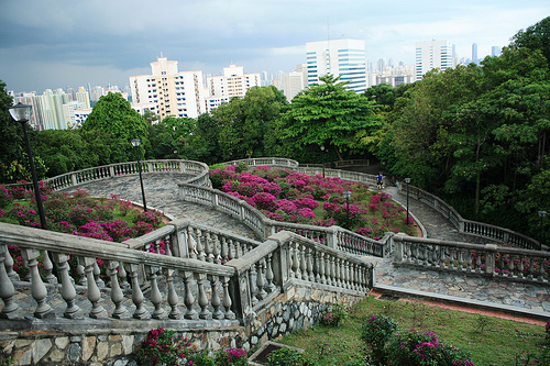 Terrace Garden Telok Blangah Hill Park