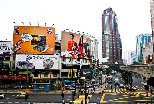 Bukit Bintang KL Malaysia
