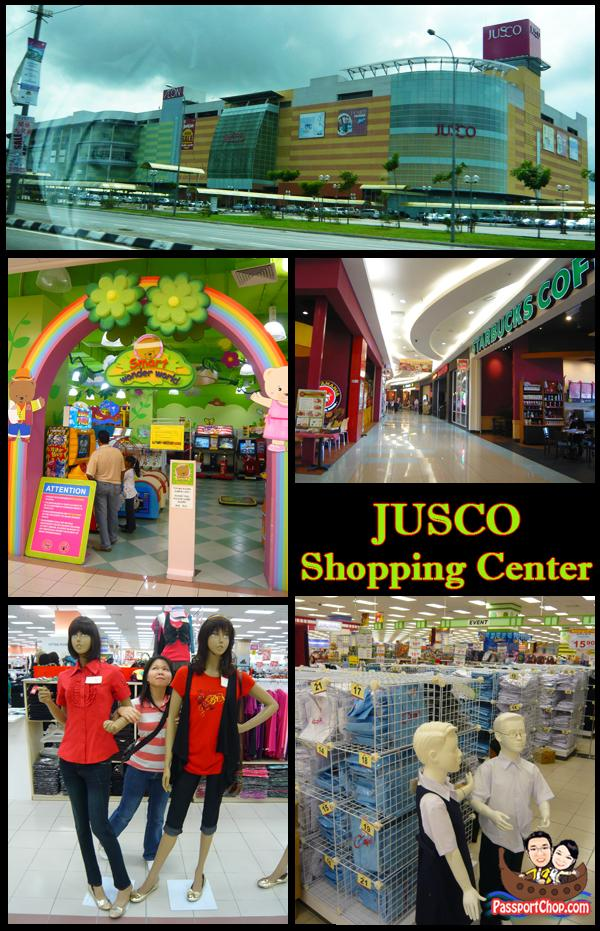 AEON Jusco Shopping Center