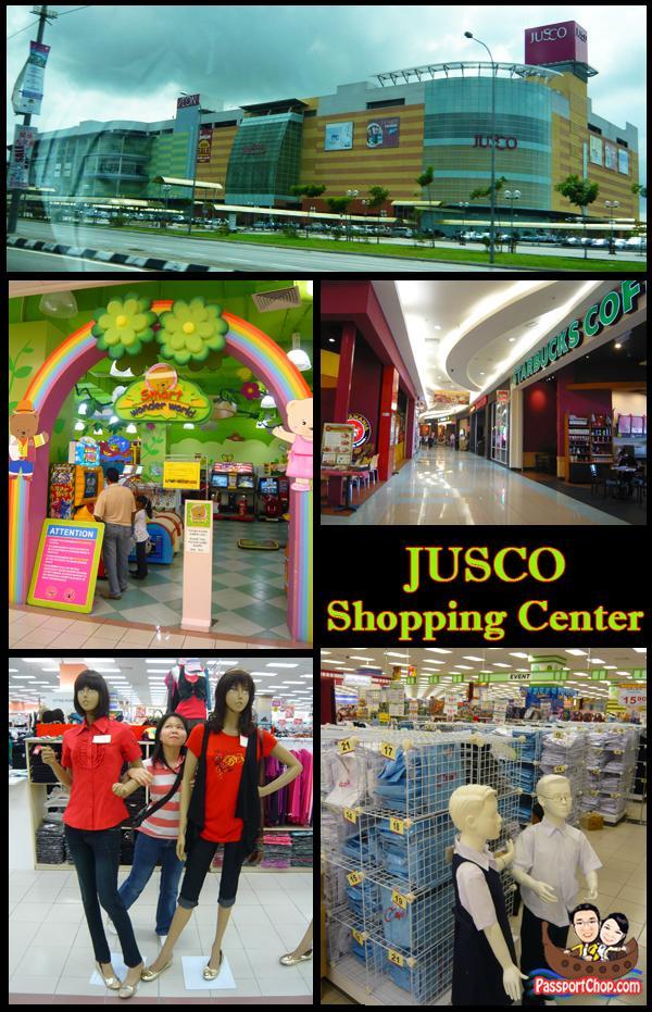 AEON Jusco Shopping Center
