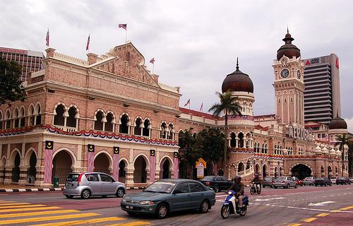 Merdeka Square KL Malaysia