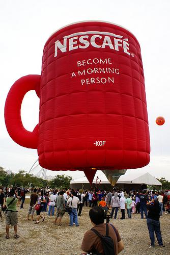 Nescafe Putrajaya Balloons