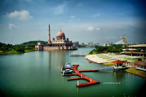 Putra Lake Putrajaya
