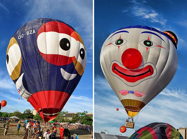 Putrajaya Balloons