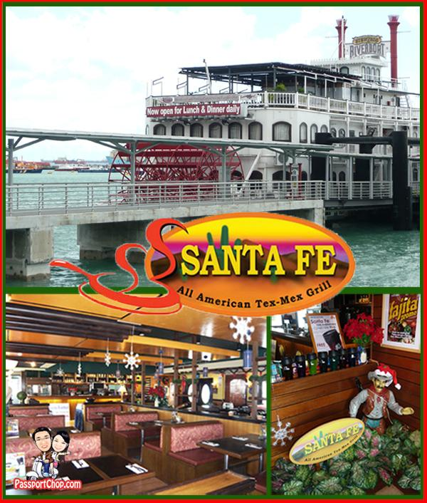 Stewords Riverboat Santa Fe Tex-Mex Ala Carte Buffet