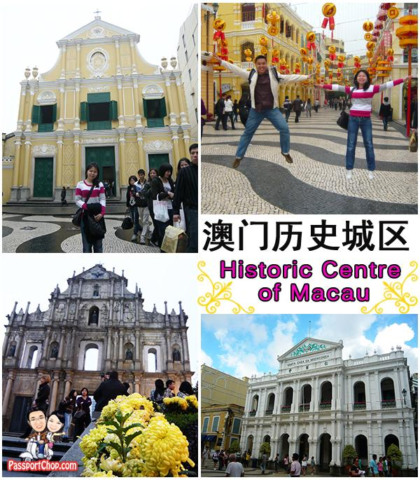 UNESCO World Heritage Historic Centre of Macau