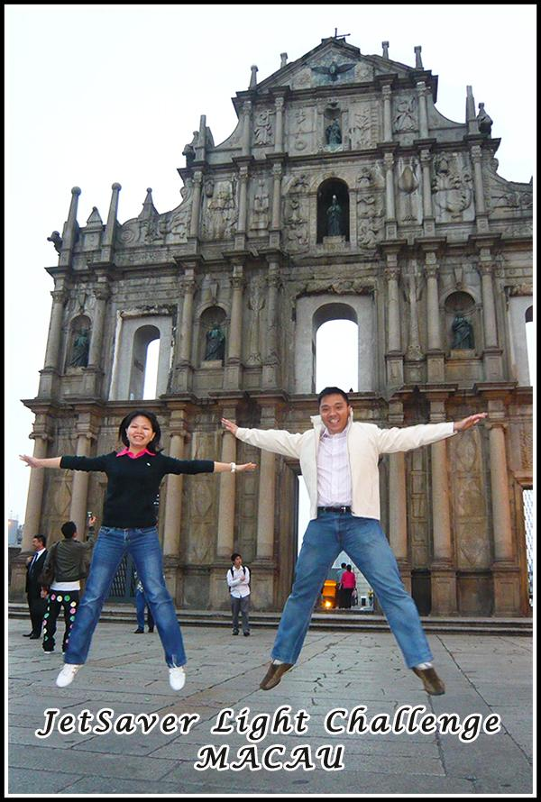 Jetstar Asia Star Jump Challenge