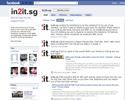 in2it portal facebook page