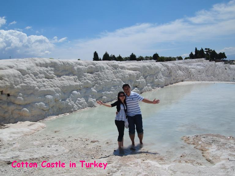 Cotton Castle Turkey