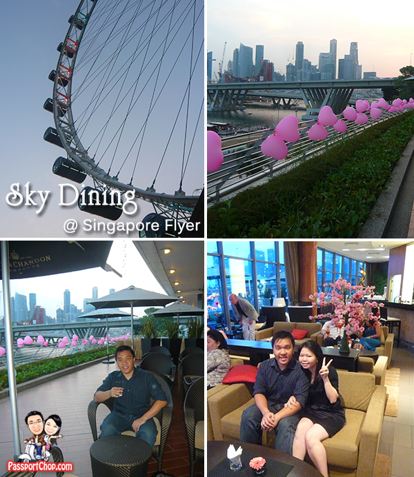 Singapore Flyer Sky Dining