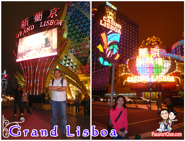 Grand Lisboa Macau Casino