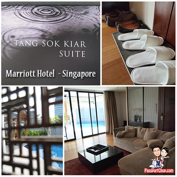 Marriott Hotel Presidential Suite Tang Sok Kiar