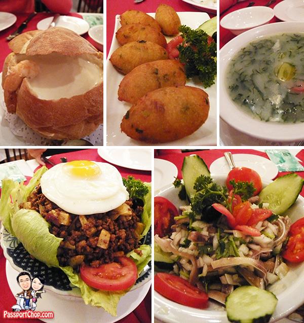 Macanese Cuisine Portuguese Food macau