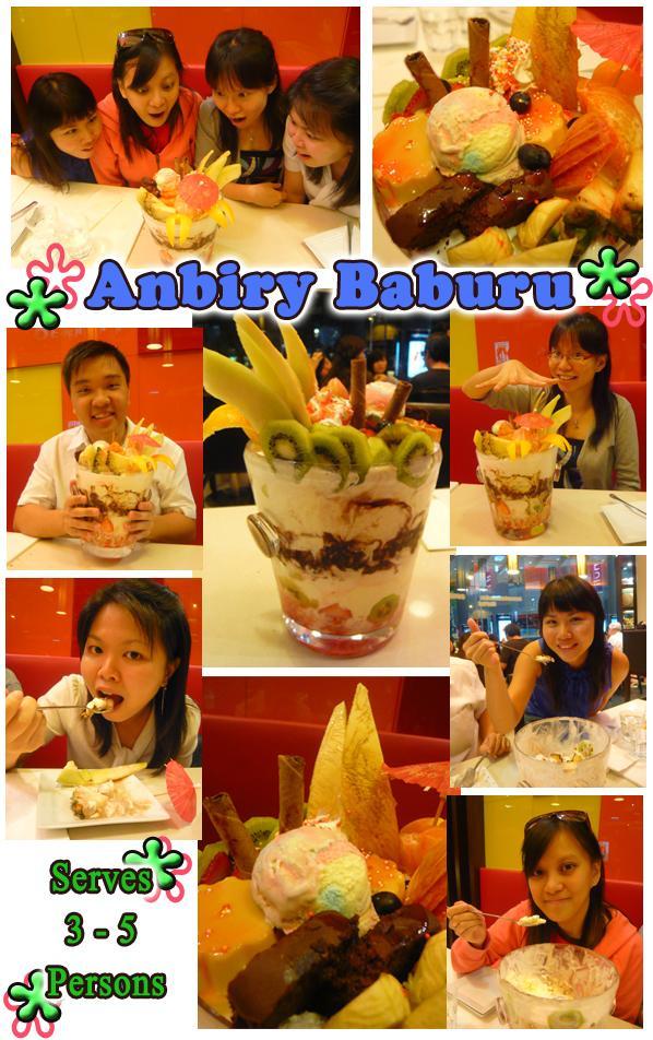Benten Cafe Anbiry Baburu