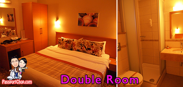 Turkey Fethiye Yacht Boutique Hotel Double Room