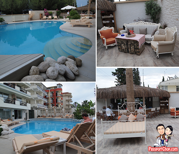 Turkey Fethiye Yacht Boutique Hotel Restaurant Facilities