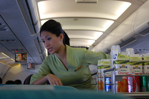 Silkair Flight Crew