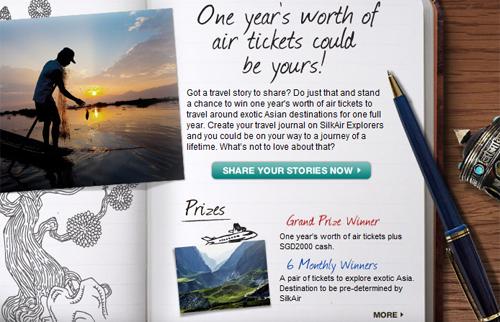 SilkairExplorers Contest