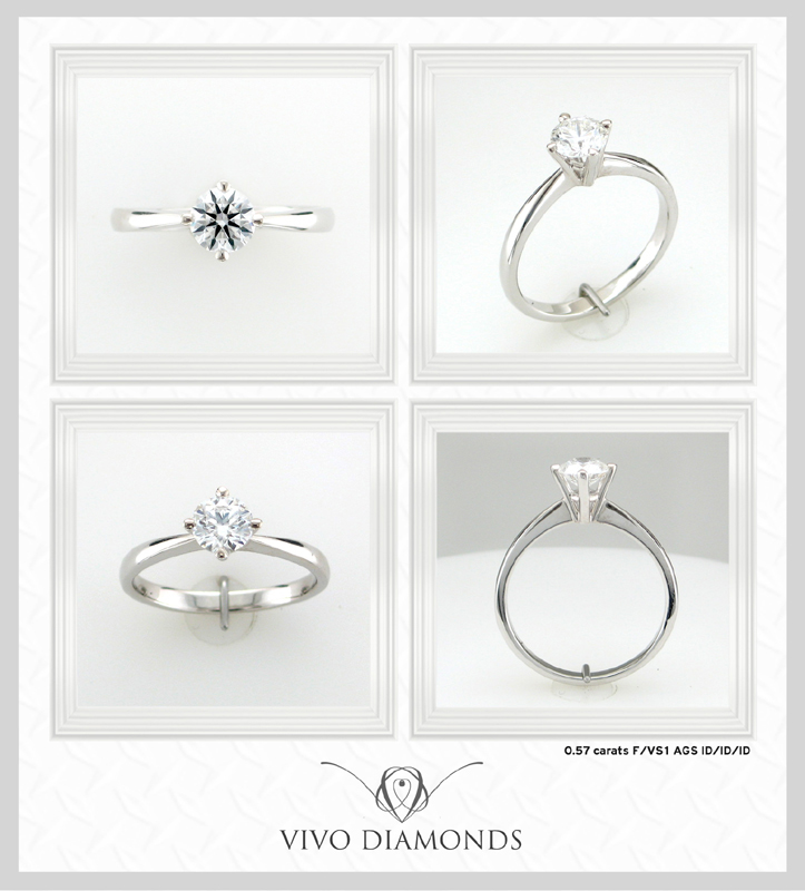VivoDiamonds Ring