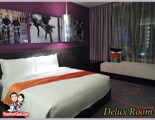 Hard Rock Hotel Singapore Deluxe Room