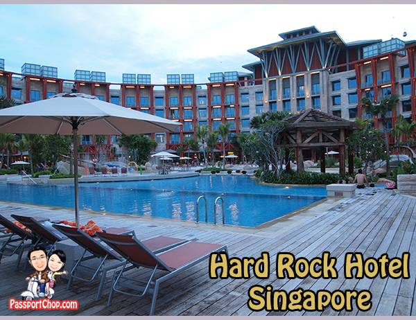 Hard Rock Hotel Singapore Resorts World Sentosa