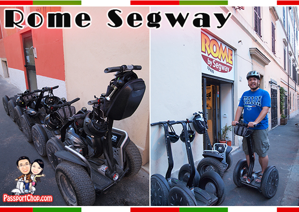 Rome By Segway Tour Italy