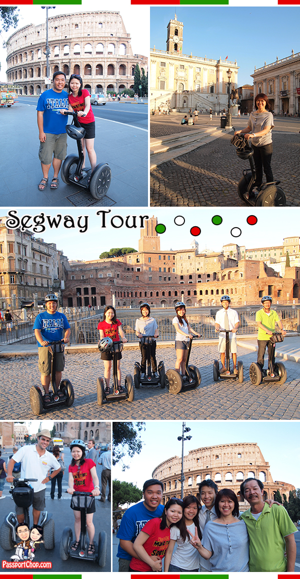 Rome By Segway Tour Italy Colesseum