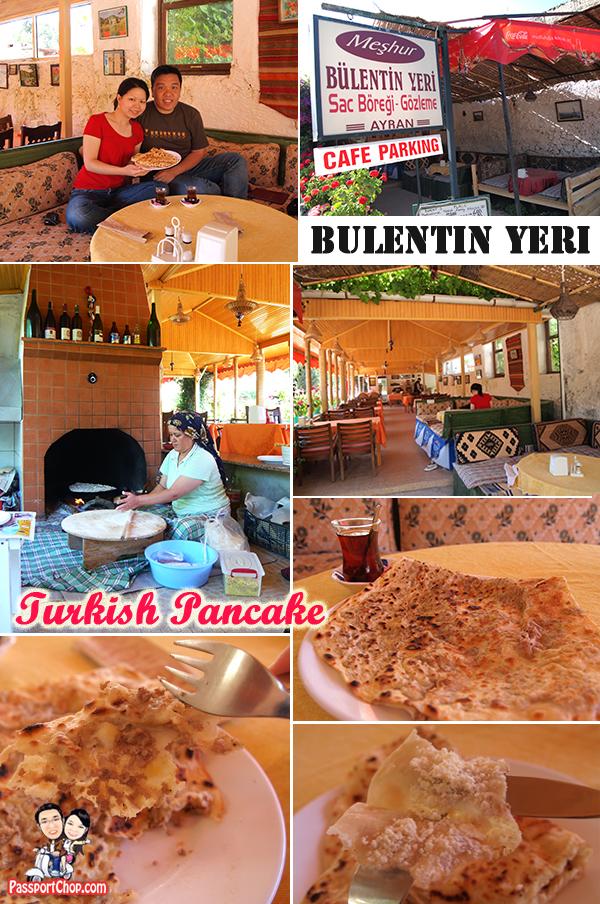 Turkish Pancake Gozleme Kayakoy