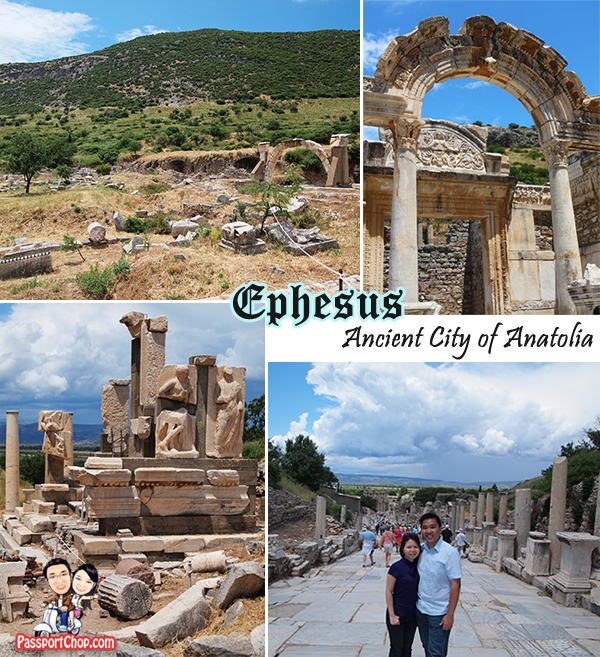 Ephesus Ancient City Anatolia