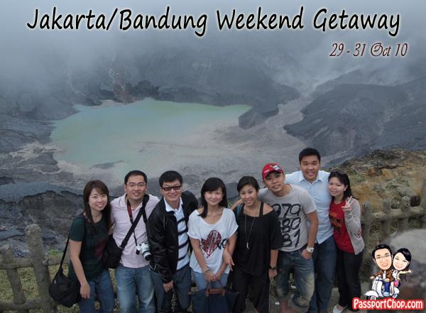 Jakarta Bandung Weekend Getaway