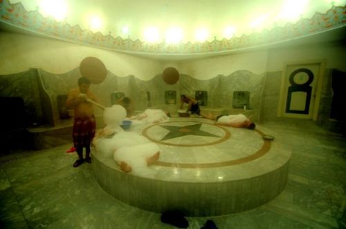 Calis Fethiye Sultan Turkish Bath