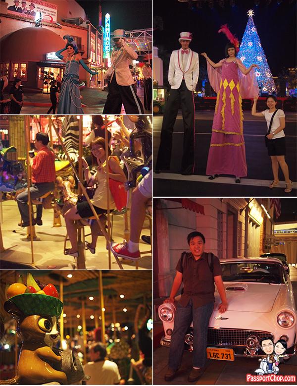 Rides at Universal Studios Singapore RWS USS Resorts World Sentosa Countdown Party Party Pack Food