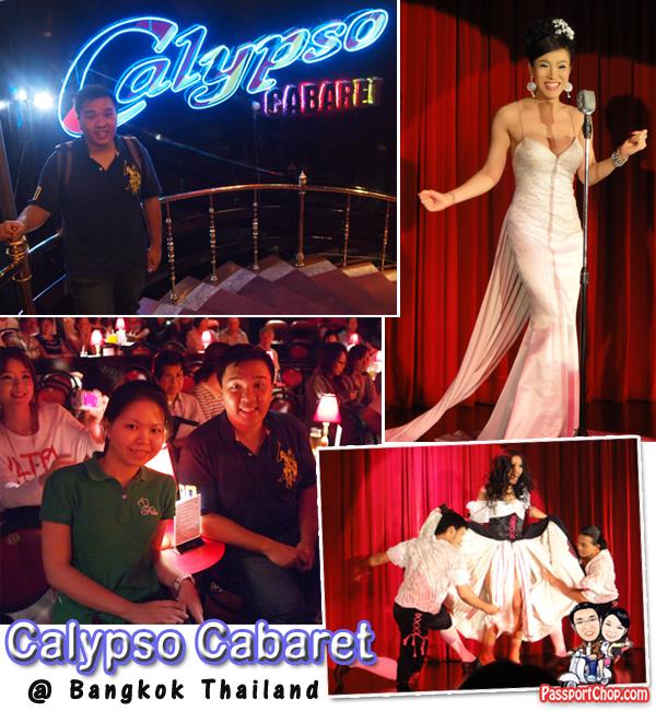 Calypso Cabaret Bangkok Performances Asia Hotel Ladyboy
