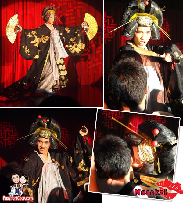 Ladyboy Calypso Cabaret Bangkok Performances Asia Hotel