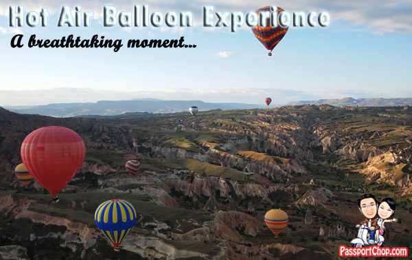 Cappadocia Goreme Urgup Hot Air Balloon Flight Experience