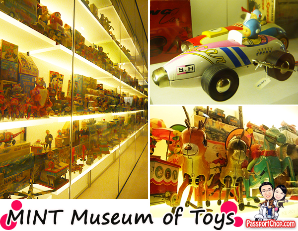 Mint Museum of Toys Level 3 Childhood Favourites