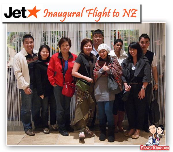 Jetstar Starclass Auckland Tourism New Zealand Media Familiarisation Trip