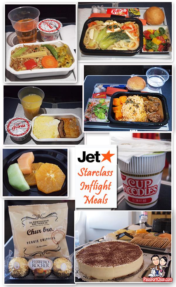 Jetstar Inflight Meals Onboard Starclass Excellent Service