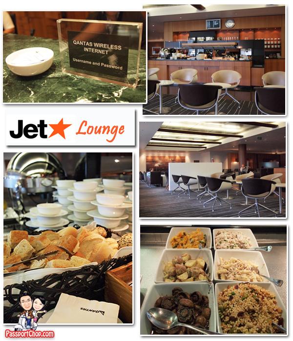 Jetstar Auckland Starclass Qantas Lounge Access Food Snacks