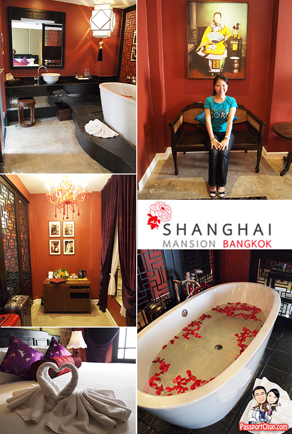 Shanghai Manshion Bangkok Thailand Boutique Hotel Chinatown Yaowarat Ying Hua Cherry Blossom Havens Deluxe Rooms