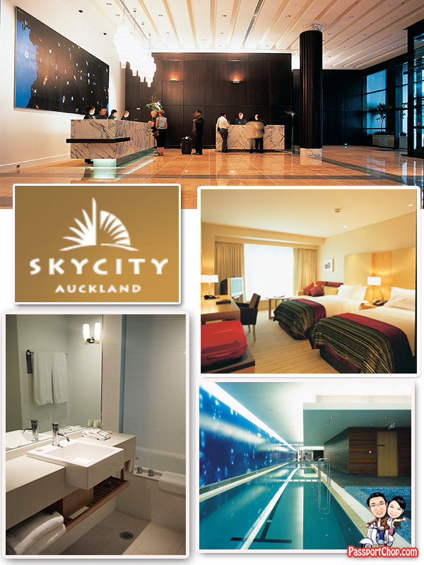 SkyCity Grand Hotel Twin Luxury Bedroom Lobby Free Wi-fi Casino