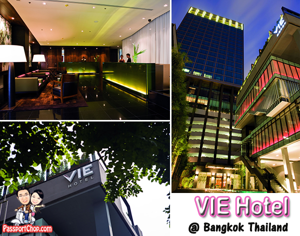 VIE Hotel Bangkok Architecture and Interior Design Stylish Cutting Edge Review