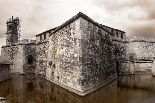 cuba castle heritage