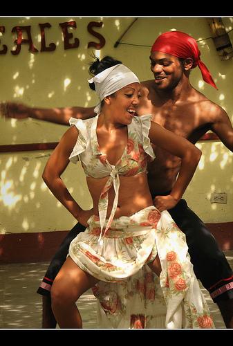 dancing cuba