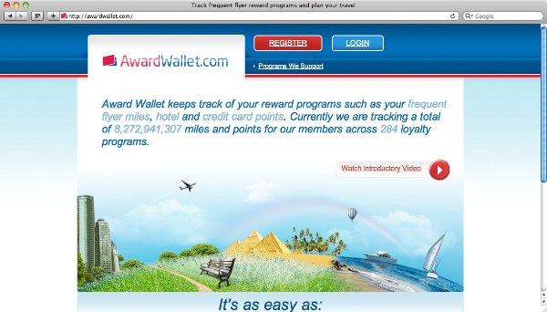 AwardWallet Plus Miles Tracker Membership