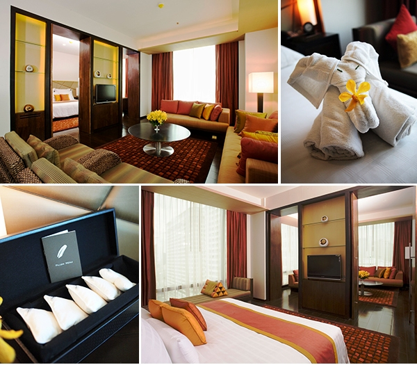VIE Hotel Deluxe Suite Stay Prize Giveaway Bangkok