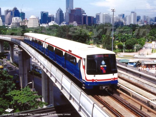 bangkok-bts-skytrain Day Pass