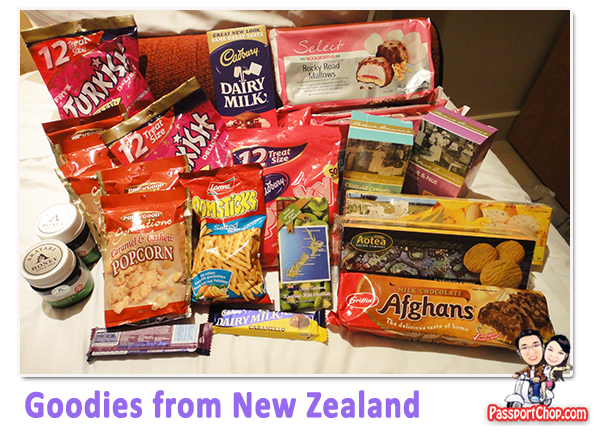 New Zealand Auckland Souvenirs Food Goodies Chocolate