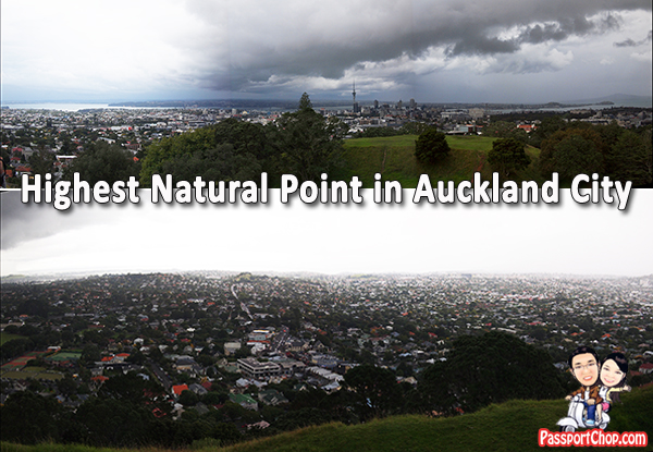 Mount Eden New Zealand Maori Auckland What to Do Highest Natural Point