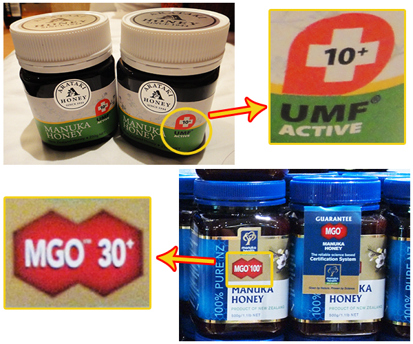New Zealand Auckland Souvenirs Food Goodies Chocolate Manuka Honey Jar Toothpaste Honey Rating MGO UMF